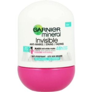 GARNIER Invisible BWC Floral Fresh Roll On 50 ml Drogeria Premium