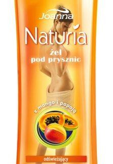 JOANNA NATURIA MANGO I PAPAJA ŻEL DrogeriaPremium.pl