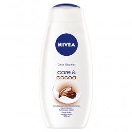 NIVEA CARE &COCOA 500ML ŻEL POD PRYSZNIC DROGERIA PREMIUM