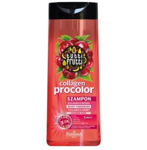 Szampon Tutti Frutti Collagen Procolor - DrogeriaPremium.pl