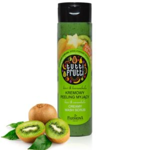 Peeling myjący Tutti Frutti Kiwi i Karambola - DROGERIA PREMIUM