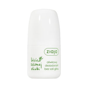 Ziaja Oliwkowy Dezodorant bez soli glinu Roll On 60 ml Drogeria Premium