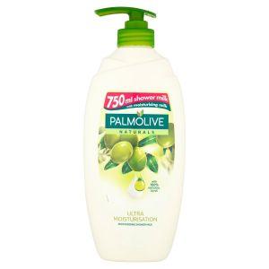 Palmolive Naturals oliwka i mleczko nawilżające750ml DrogeriaPremium.pl