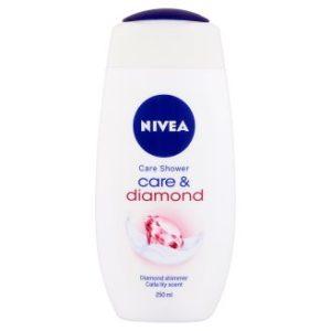 Nivea care shower care and diamond 250ml - DrogeriaPremium.pl