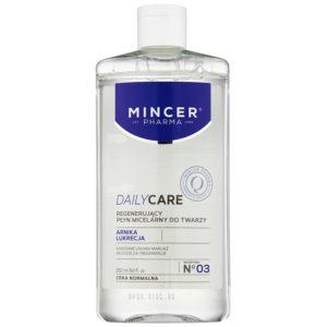 Mincer Pharma Daily Care Regenerujący Płyn Micelarny do Twarzy DrogeriaPremium.pl