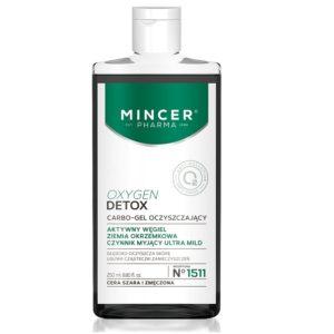 Mincer Pharma Oxygen Detox Carbo Żel Oczyszczający - DrogeriaPremium.pl