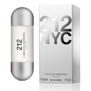 CAROLINA HERRERA 212 NYC Woman 30 ml DrogeriaPremium.pl
