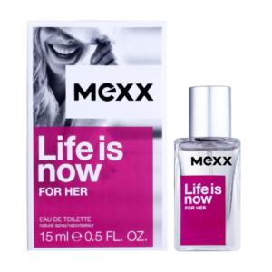 Mexx Life is Now for Her EDT 15 ml DrogeriaPremium.pl