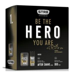 Zestaw STR8 HERO dla mężczyzn AS i Deo DrogeriaPremium.pl