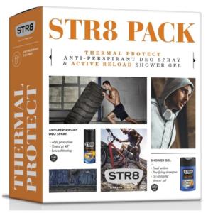 Zestaw upominkowy STR8 Thermal Protect DrogeriaPremium.pl