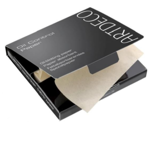 ARTDECO Oil Control Paper - bibułki matujące 100szt DrogeriaPremium.pl