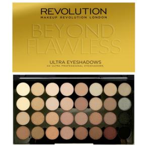 Makeup Revolution Beyond Flawless - paleta 32 cieni do powiek DrogeriaPremium.pl