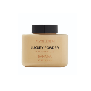 Makeup Revolution Luxury Banana Powder - puder sypki 42g DrogeriaPremium.pl