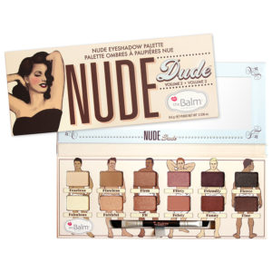 THE BALM, Nude Dude - paleta cieni do powiek DrogeriaPremium.pl