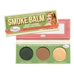 THE BALM, Smoke Balm - paleta 3 cieni do powiek DrogeriaPremium.pl