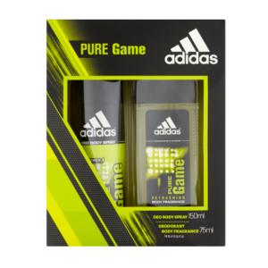 Zestaw upominkowy Adidas Pure Game DrogeriaPremium.pl