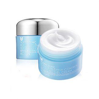 Mizon Acence Blemish Control Soothing Gel Cream DrogeriaPremium.pl