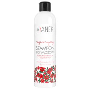 VIANEK Regenerujący szampon do włosów DrogeriaPremium.pl