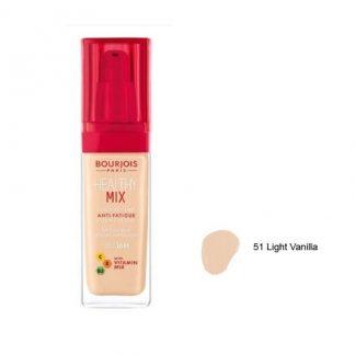 Bourjois Healthy Mix 51 Light Vanilla DrogeriaPremium.pl