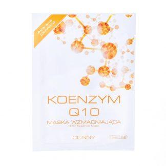 CONNY Wzmacniająca maska do twarzy z koenzymem Q10 DrogeriaPremium.pl