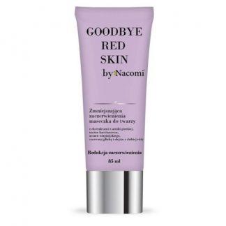 Nacomi Goodbye Red Skin - maseczka DrogeriaPremium.pl