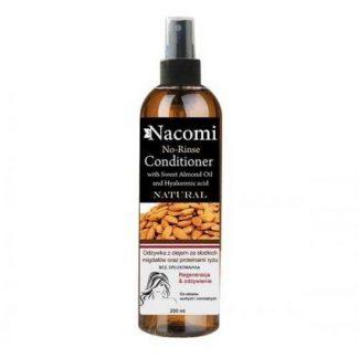 Nacomi Odżywka do włosów w sprayu z proteinami ryżu DrogeriaPremium.pl