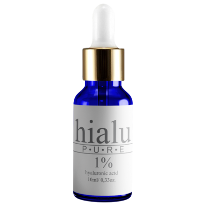 Natur Planet Hialu Pure - 1% serum z kwasem hialuronowym 10ml DrogeriaPremium.pl