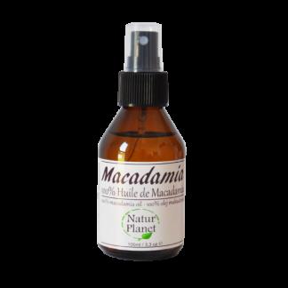 Natur Planet Olej Macadamia 100ml DrogeriaPremium.pl