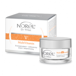 Norel Dr Wilsz MultiVitamin Energizująco-odżywczy krem witaminowy DrogeriaPremium.pl