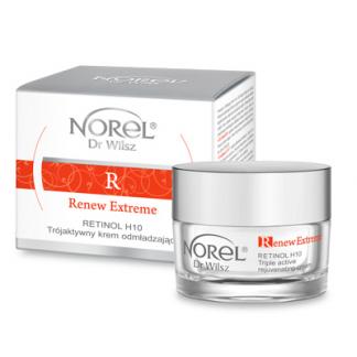 Norel Dr Wilsz Renew Extreme RETINOL H10 DrogeriaPremium.pl