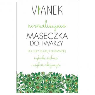 VIANEK Normalizująca maseczka do twarzy DrogeriaPremium.pl