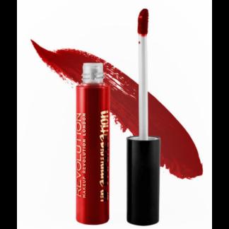 Makeup Revolution Lip Amplification - Szminka w płynie Full Throttle DrogeriaPremium.pl