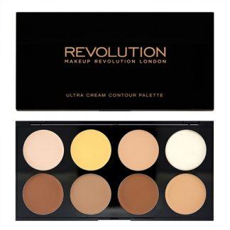 Makeup Revolution Ultra Cream Contour Palette DrogeriaPremium.pl