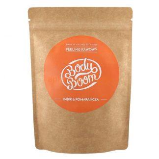 BodyBoom Peeling kawowy Imbir i Pomarańcza DrogeriaPremium.pl