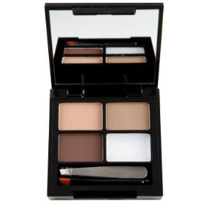 Makeup Revolution Focus and Fix Brow Kit - Zestaw do stylizacji brwi Light Medium DrogeriaPremium.pl