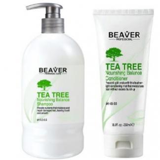 Beaver Tea Tree Zestaw DrogeriaPremium.pl