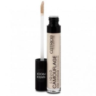 Catrice Liquid Camouflage High Coverage Concealer 010 Porcellain DrogeriaPremium.pl