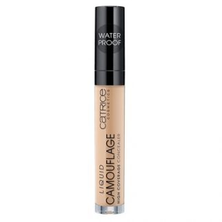 Catrice Liquid Camouflage High Coverage Concealer 015 Honey DrogeriaPremium.pl
