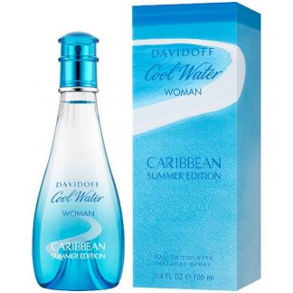 DAVIDOFF Cool Water Woman Caribbean Summer Edition DrogeriaPremium.pl