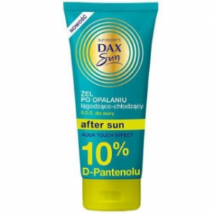 Dax Sun Żel po opalaniu łagodząco-chłodzący z D-Pantenolem DrogeriaPremium.pl