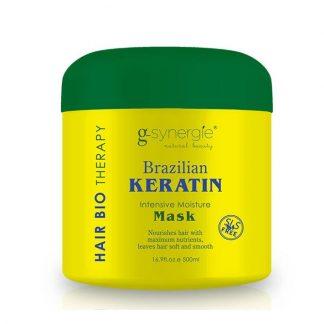 G-Synergie Brazilian keratin - Maska do włosów DrogeriaPremium.pl