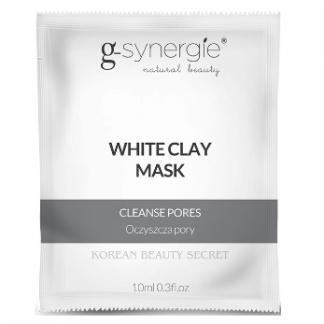 G-Synergie White Clay Mask - Oczyszczająca maska DrogeriaPremium.pl