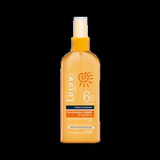 Lirene Karotenowy olejek do opalania SPF6 DrogeriaPremium.pl