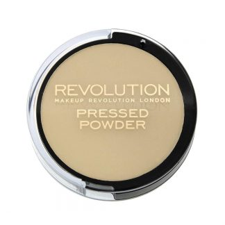 Makeup Revolution Pressed Powder - puder prasowany Porcelain Soft Pink DrogeriaPremium.pl