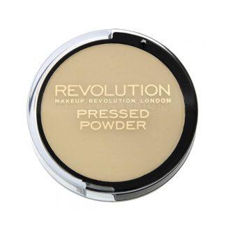 Makeup Revolution Pressed Powder - puder prasowany Porcelain Soft Pink DrogeriaPremium.pl