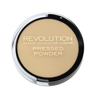 Makeup Revolution Pressed Powder - puder prasowany Translucent DrogeriaPremium.pl