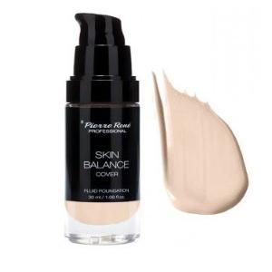 Pierre Rene Skin Balance - podkład kryjący 27 Cream DrogeriaPremium.pl
