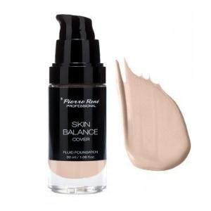 Pierre Rene Skin Balance - podkład kryjący 28 Medium Beige DrogeriaPremium.pl