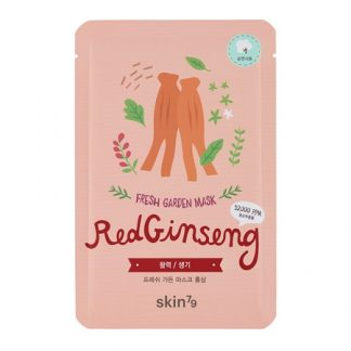 SKIN79 Fresh Garden Mask Red Ginseng DrogeriaPremium.pl
