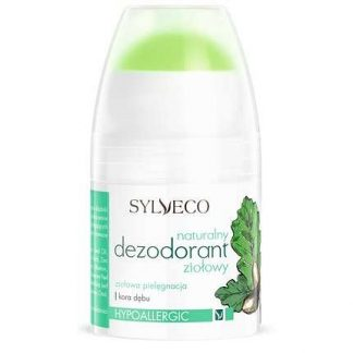 Sylveco Naturalny dezodorant ziołowy DrogeriaPremium.pl